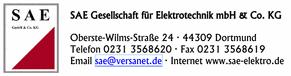 SAE Gesellschaft für Elektrotechnik
