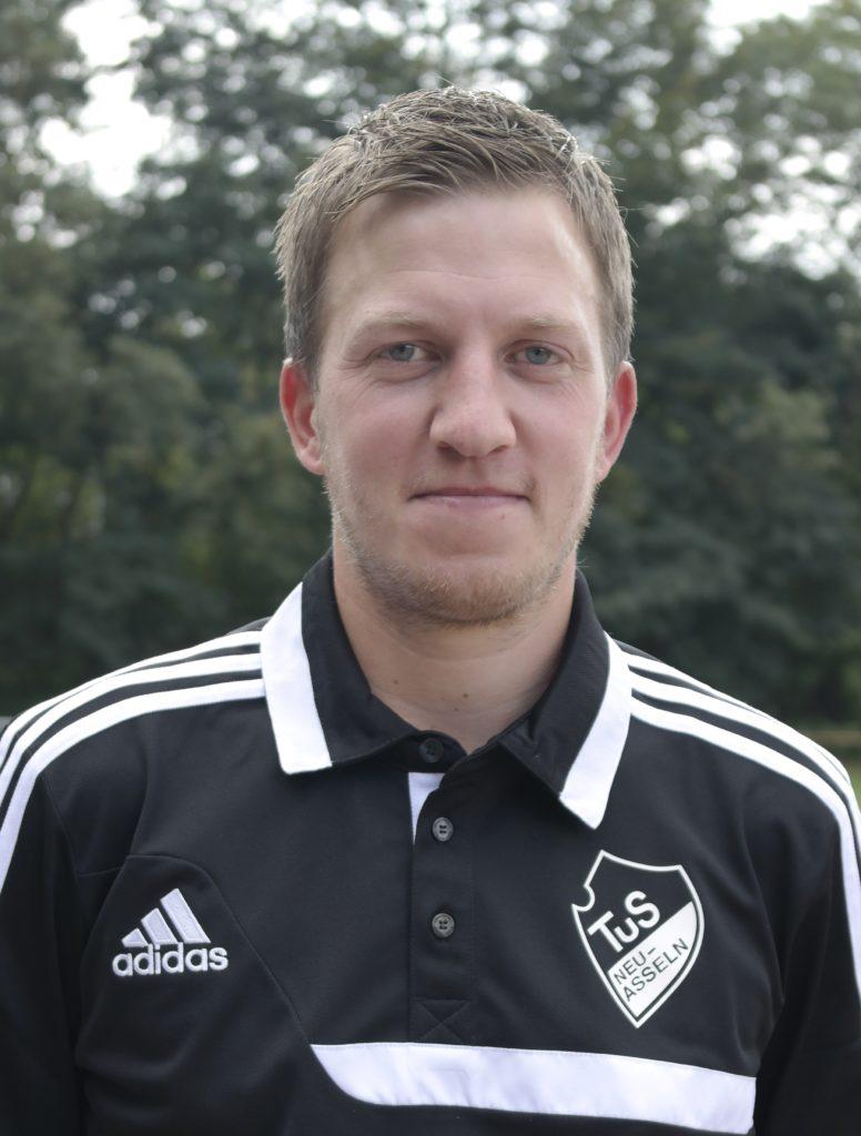 Bernd Sprave (Trainer)