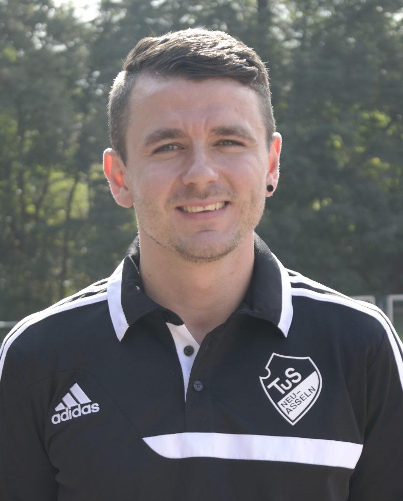 Christof Pawlowski (Co-Trainer)